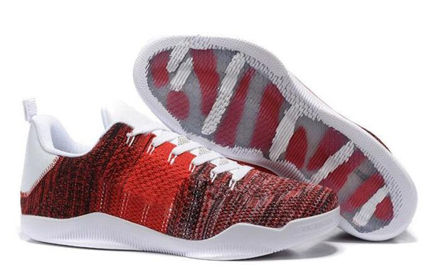 Nike Marca economica all'ingrosso Kobe 11 Elite Low 4KB Lost Ghost of Christmas Past kb XI UOMO scarpe da basket scarpe sportive sneakers da ginnastica