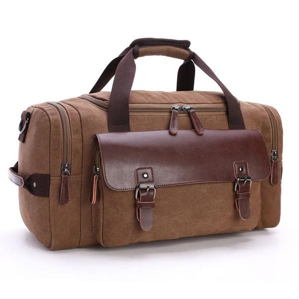Nuova borsa da viaggio di grande capacità Borsa da viaggio a tracolla da uomo di grande capacità Borsa da donna Borsa da viaggio Borsas