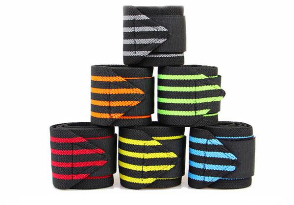 Fitness para adultos, artes marciales, soporte de muñeca, protector de seguridad deportivo, protección, estiramiento, vendaje de muñeca, longitud de 55 cm