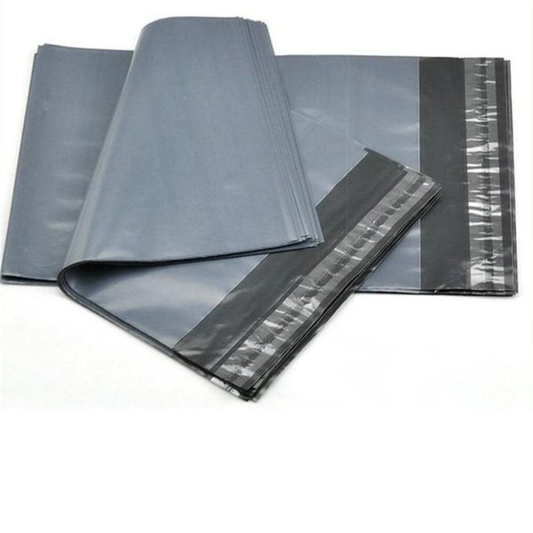 Poly Self-seal Self Adhesive Express Shipping Bags Courier Mailing Plastic Bag Envelope Courier Post Postal Mailer Bag 17x29cm