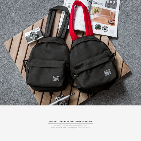 School Bag For Children 2018 New Product Tide Brand Candy Color Both Shoulders Package In Will Child Backpack