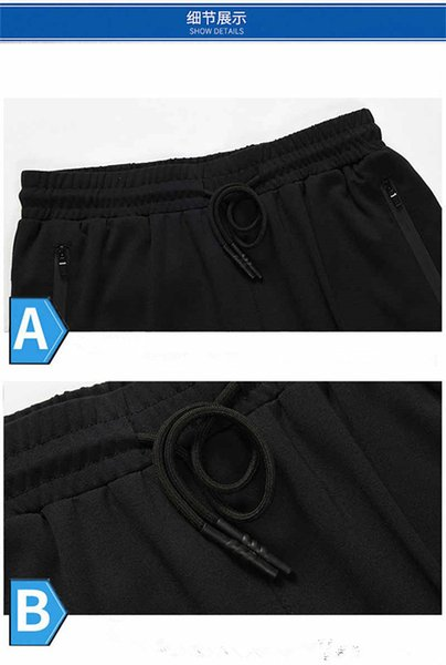 Erkek Jogging Yapan Marka Pantolon Pantolon Uzun Pantolon Erkekler için Artı Boyutu L-5XL Moda Rahat Joggers Çalışan Erkekler Yeni Tasarımcı Harem