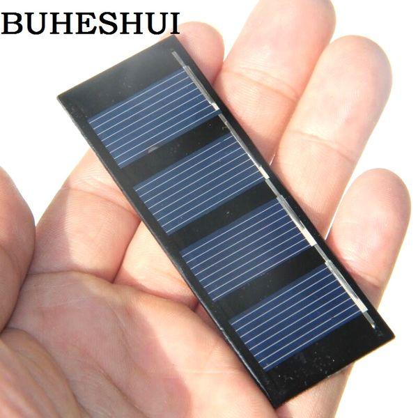 Wholesale 1000pcs/lot Solar Panels 2V 0.2W Mini Solar Cell For Small Power Appliances Solar Toy Panel Education Kit