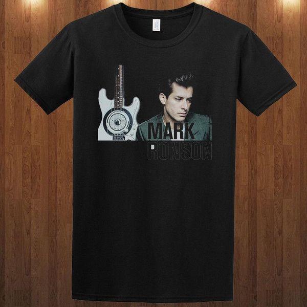Mark Ronson-T-Pop-Rock-Musiker S M L XL 2XL 3XL T-Shirt Amy Winehouse