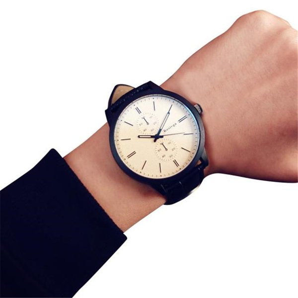 Watches for Teenager Male And Female Students Minimalist Fashion Personality Big Dial Watch women watches bracelet watch montres