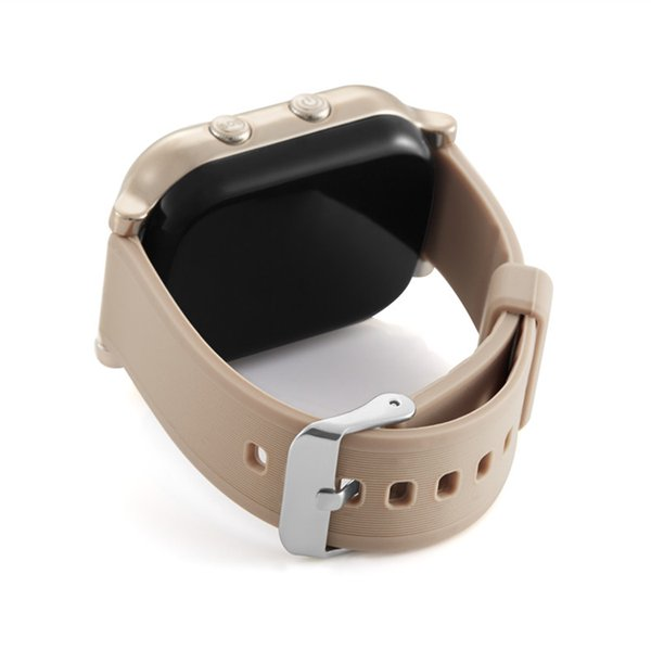 Newest hot sell GPS Tracker Smart Watch T58 Kids GPS Watch Google Map SOS Anti Lost GSM Locator Children Smart Bracelet