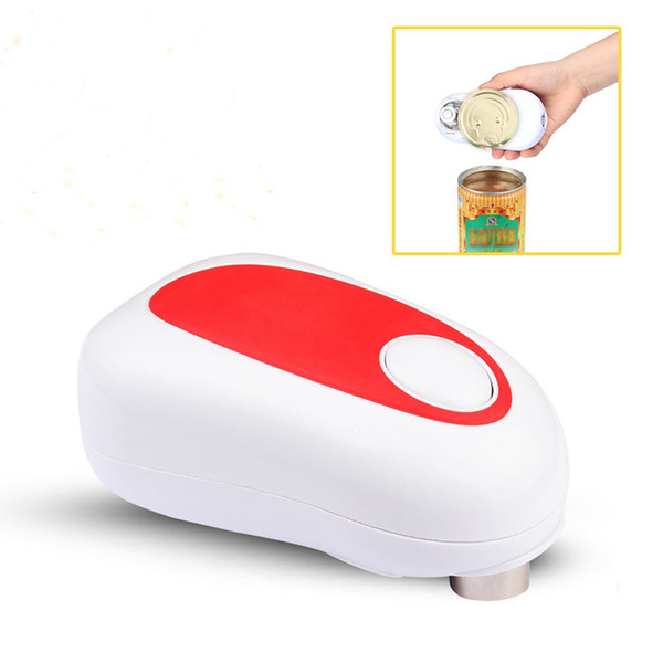 Automatic Hands Free Electric Can Opener Kitchen Gadgets Kitchen Tools