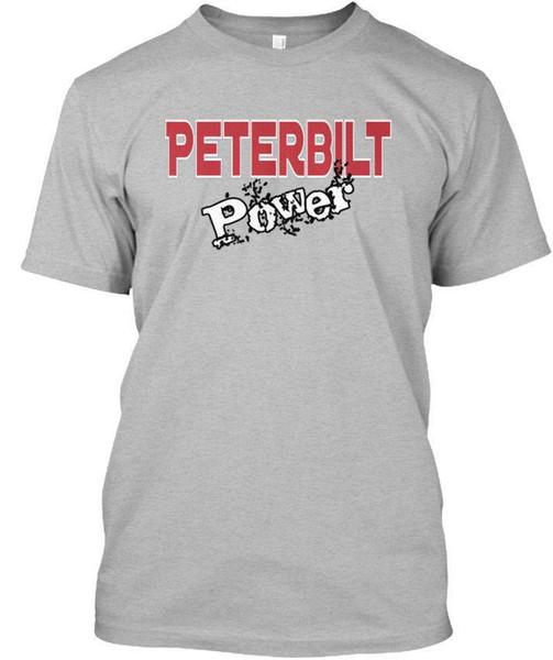 Peterbilt Power - Standart Unisex Tişört