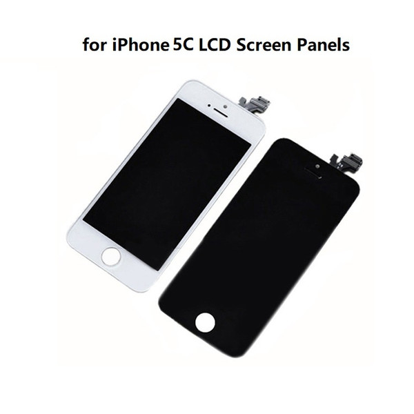 for iPhone 5C display screen assembly Resolution 1334*750 Capacitive Screen LCD Screen Panels Cell Phone Touch Panels