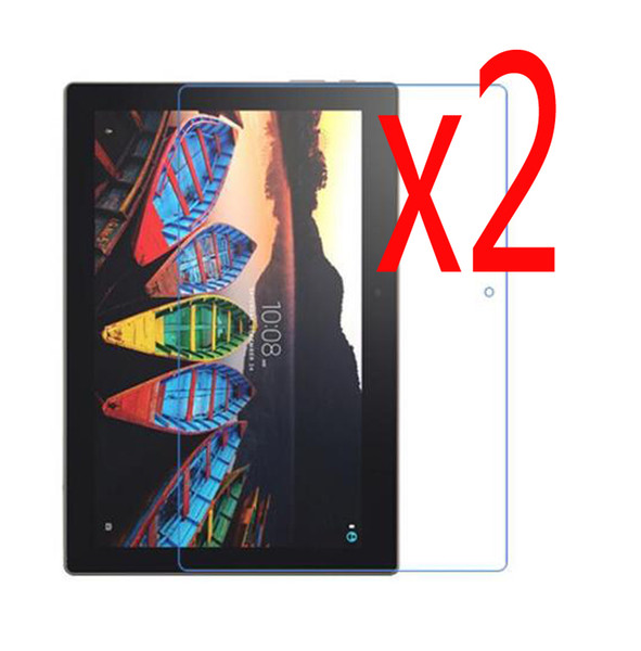 2pcs Matted Anti-Glare Screen Protector Films Matte Protective Film Guard For Lenovo Tab 3 10.1 Business TB3-X70F X70F X70N X70L