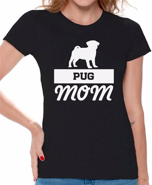 2018 New Summer Hot Sale Fashion Women'S Pet Lover Shirt Dog Lover Printing O-Neck Short-Sleeve Shirt