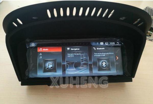 2010 Stereo Radyo Vedio Ses GPS Navi Medya Ana ünitesi - BMW 3 serise E90 E91 E92 M3 2005 8.8 inç Android 4.44 Araç monitörü