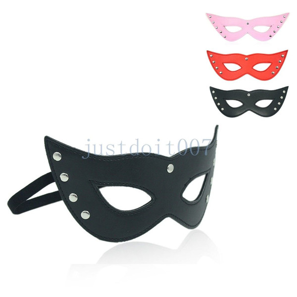 Women Cat Eye Face Mask Hen Night Fancy Dress Costume Party Sequin Masquerade #R32
