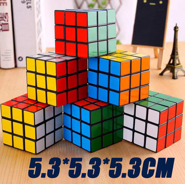 Hot Sale Magic Cube Professional Speed Puzzle Cube Twist Toys Classic Puzzle Magic Toys Adult and Children Educational Toys
