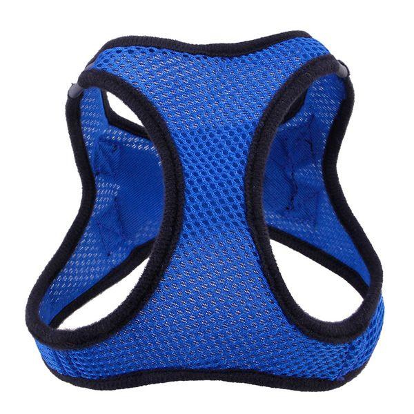 Reflective Pet Dog Harness Collar Comforatble Breathable Summer Vest For Pet Dog Huge Medium Small Dog Chest Strap Pet Harness Farbric Cloth
