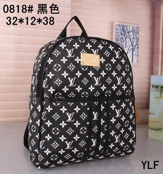 2019 vente chaude nouvelle marque sac à dos des femmes grand sac de voyage école sacs à bandoulière N42422 M41056 0818