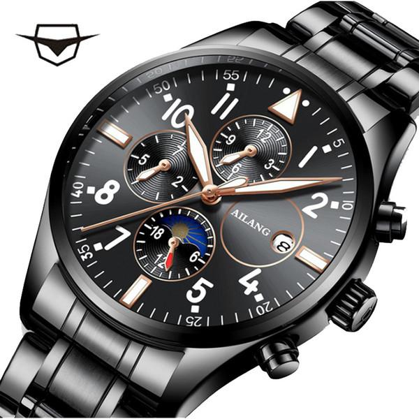 precio competitivo d4173 0b2c4 Compre El Mejor Reloj De Caballero De La Marca De Lujo, Reloj Suizo Para  Hombre Con Borde S3, Cinturón De Una Hora, Reloj De Buzo De Ocio, Reloj ...