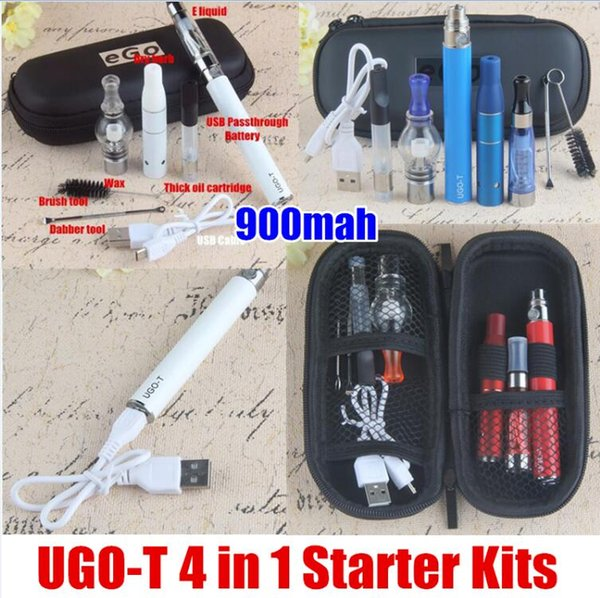 UGO-T 4 in 1 Kit 900 mah
