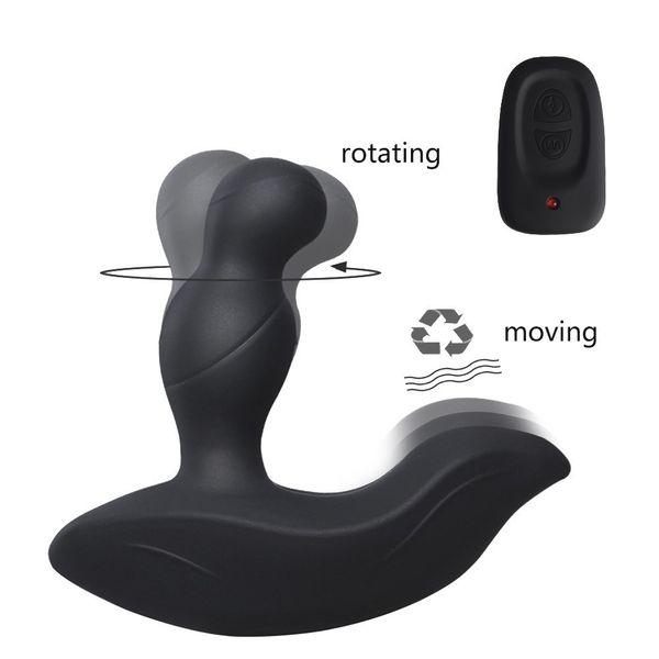 masajeador de próstata y perineo