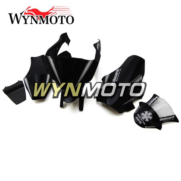 Fairings for Kawasaki ZX-10R ZX10R 2011 - 2015 Injection Motorcycle Fairing Kit Carenes Body Kit Fiberglass Racing Matte Black Covers