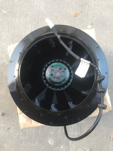 Free Shipping EBM PAPST R2E280-AE52-17 AC 230V 50HZ 1.0A 225W turbo centrifugal axial server inverter blower metal converter cooling fan