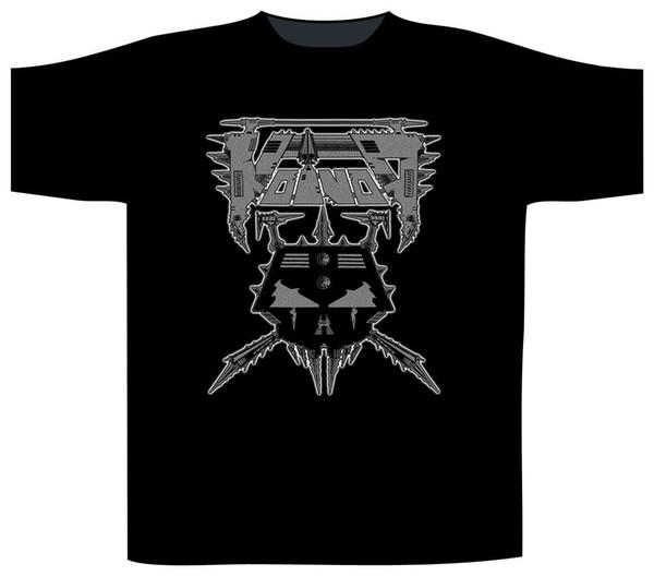 Voivod T Shirt Korgull The Exterminator Band Logo Nouveau Officiel Homme