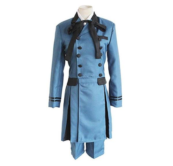 best selling Black Butler Ciel Phantomhive Choir Cosplay Costumes