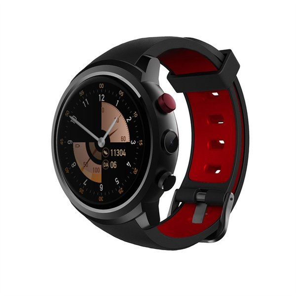 Reloj Android 696 Z18 Smart Watch MTK6580 BT4.0 512MB 8 GB de frecuencia cardíaca incorporada