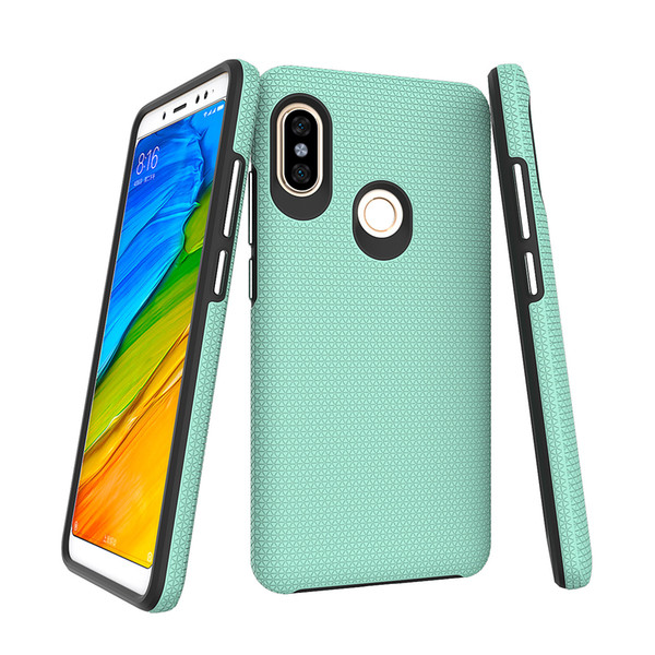 For iPhone X 8 7 6 Plus Samsung S9 S8 Plus Note 8 Slim Hybrid Fit Dual Layer High-quality Defender Phone Cases 10049