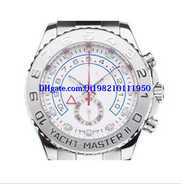 Christmas Gift Best Edition Watch 44mm 116680 116681 116688 116689 Ceramic Chronograph 2813 Working Movement Automatic Watches