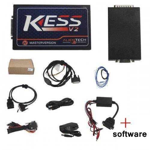 Promotion KESS Firmware V4.036 Truck Version KESS V2 Master Manager Tuning Kit with Software V2.35 high quality