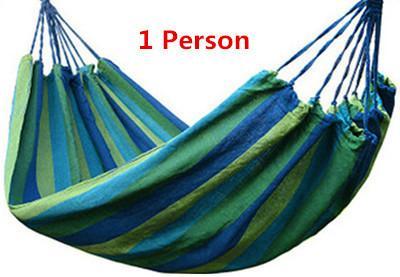 1 Person Blue