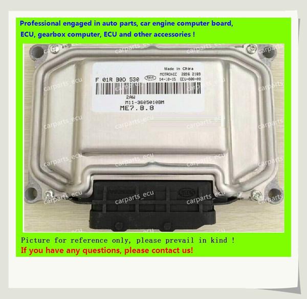 For car engine computer board/ME7.8.8/ME17 ECU/Electronic Control Unit/Chery/F01R00D530 M11-3605010BM/F01RB0D530