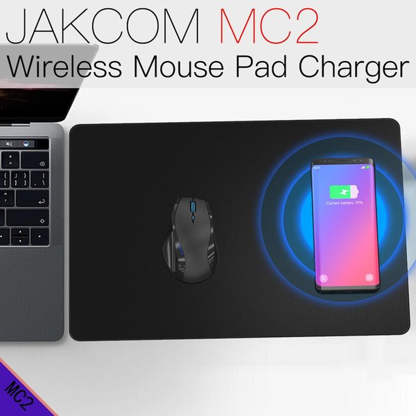 JAKCOM MC2 Wireless Mouse Pad Charger Hot Sale in Mouse Pads Wrist Rests as oem smartphone rohs cell phone watch 4g watch phone
