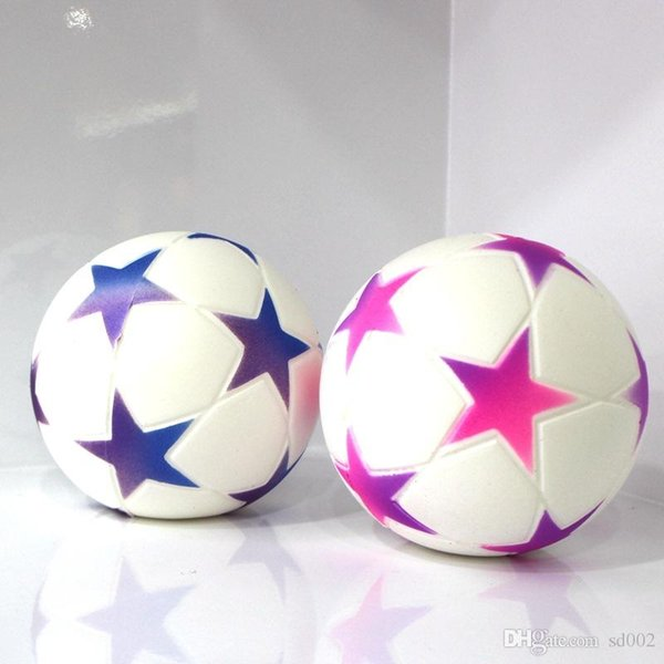 2018 Russia World Cup Football Squishy Slow Rising Toy Novelty Squishies Children Decompression Squeeze Toys Foam Doll 15fd ff