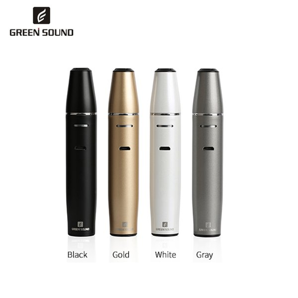 GreenSound TOBA ICOS Elektronik sigara buharlaştırıcı kiti 1500 mah vaper sigaralar icos için icos vape kalem vapes nargile