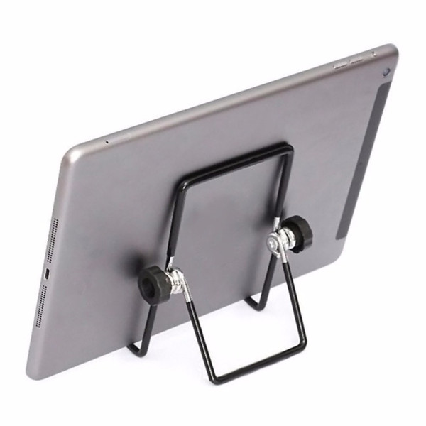 Universeller, leichter Tabletop-Halter für faltbare Tablets Ständer für Halter mit mehreren Winkeln Geeignet für Tablets von 7 bis 11 Zoll