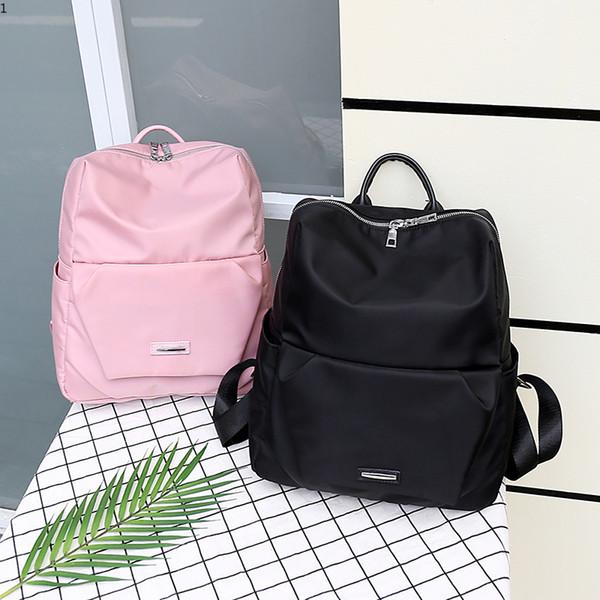Women Nylon Backpack Classic Style Backpacks Luxury Shoulder Bag Causal Rucksack Bookbags High Quality Satchel Travel Backpacks