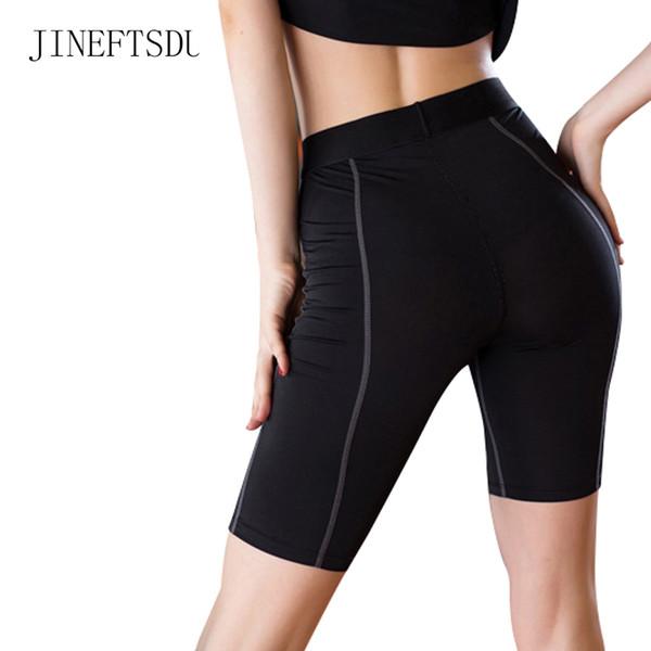 Mujeres de secado rápido Running Shorts Sport Boxers Cotton Reducir la fricción del muslo Trainingpants workout Jogging cycling undergarment