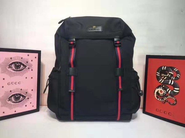 Pink sugao luxury designer backpack men top high quality backpack Embroidery famous brand original quality good hardware 429037# new