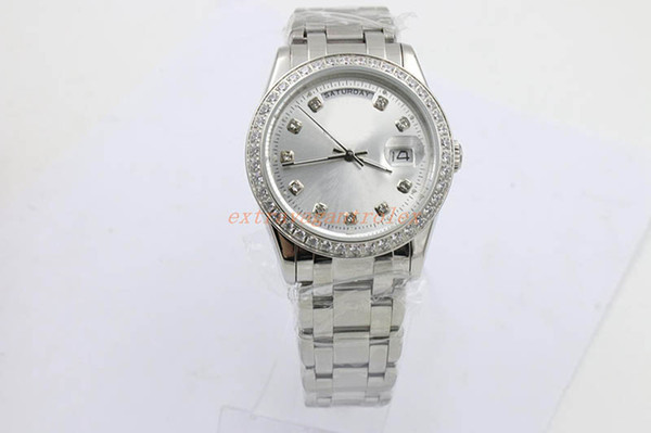 Hot aaa watch luxury Womens automatic watch 36mm size sapphire glass high quality brand name fashion watch
