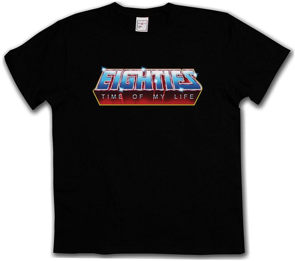 T-SHIRT EIGHTIES MOTU - Masters Of He-Man The Retro Universe S M L XL XXL XXXL Funny free shipping Unisex Casual