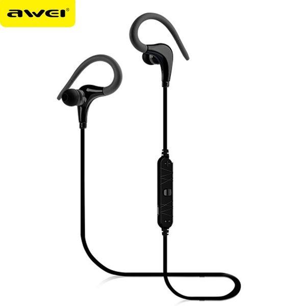 Awei A890BL Casque Bluetooth Wireless Earphone Stereo Bluetooth Headphones Sport Running Headset fone de ouvido Kulaklik/su