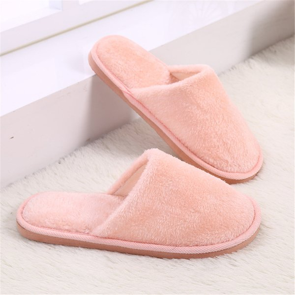 0424865c9 25% OFF Winter Home Women Slippers Indoor Bedroom House Soft Cotton Warm  Shoes Women'S Slipper Female Flats Christmas Gift Boots For Women Black  Boots ...