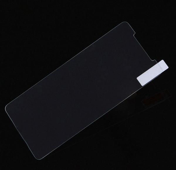 Pellicola proteggi schermo trasparente in vetro trasparente per Samsung Galaxy S8 S9 Plus Nota 8 9