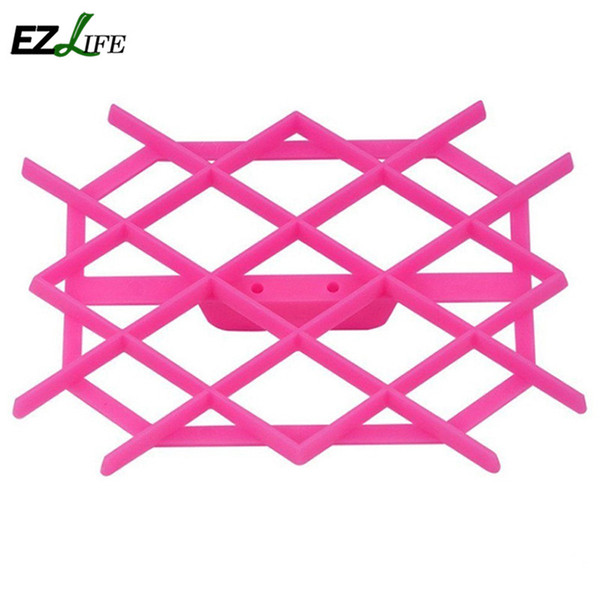 Wholesale- Plastic Printing Biscuits Cupcake Cookies Cutter Fondant Lace Cake Decoration Petal Quilt Cupcake Embosser Mold Cake Tool KT1002