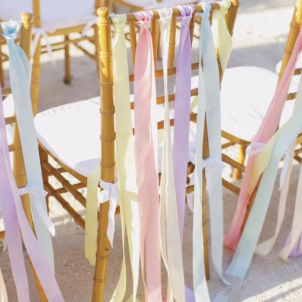 Großhandel Silk Satin Ribbon 15mm 22 Meter Hochzeit Festliche ...