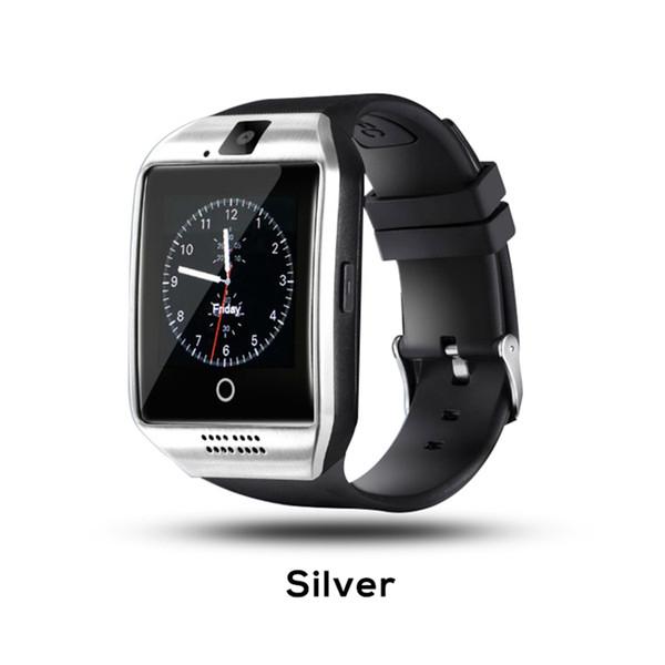 Q18 Smart Watchg_Silver