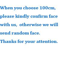 100CM-confirm face with us
