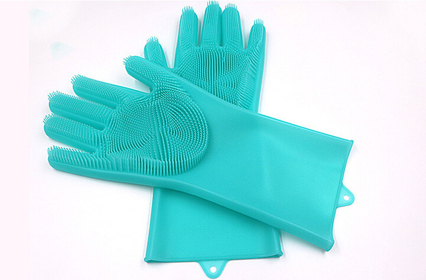 New Design high quality Updated version Latex cleaning household gloves single piece hot sale fast shipping